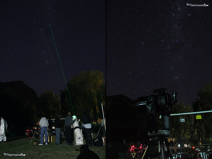 Star Party Valle Grande 2014